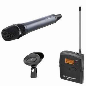 Sennheiser EW 135P G3 Portable Handheld 835 System CH38