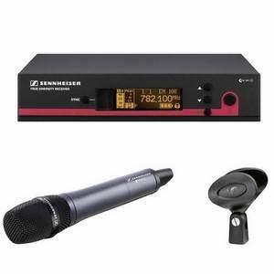 Sennheiser EW165 G3 Handheld 865 System CH38