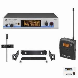 Sennheiser EW512-G3-GB MKE2-EW Lavalier System CH38