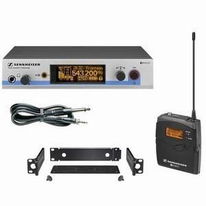 Sennheiser EW572 G3 Instrument System CH38