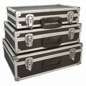 Trojan Roadie Tool Cases - Locking 3-Pack