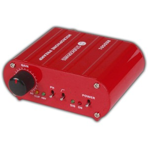 Studiospares RED501 Microphone Preamp