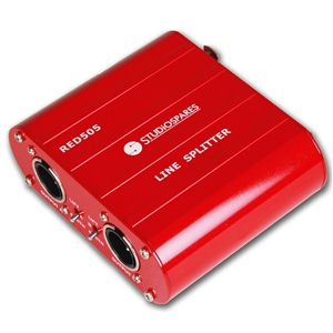 Studiospares RED505 Line Splitter