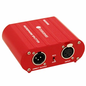 Studiospares RED506 Microphone Splitter