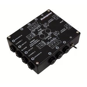 Studiospares Pro Dual Passive DI Box