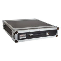 Trojan RC2U Rack Road Case 2U