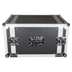 Trojan RC8U Rack Road Case 8U