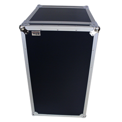 Trojan RC20U Wheeled Rack Road Case 20U