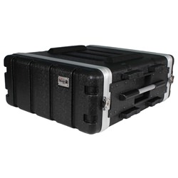 Trojan ABS Rack Flight Case 4U