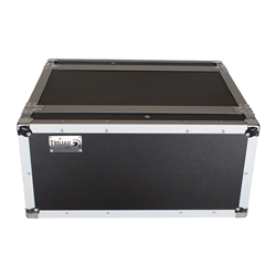 Trojan Rack Road Case 5U Wireless Edition