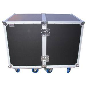 Trojan 2X 4-Drawer Flightcase