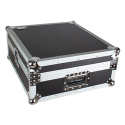 "Trojan 19"" Pro Adjustable Mixer Case 12U"