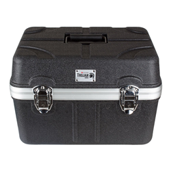 Trojan ABS 12 Mic Carry Flight Case