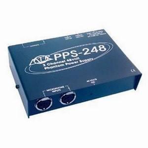 MTR PPS-248 Phantom PSU 48V 2-Channel