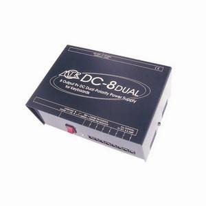 MTR DC-8DUAL DC PSU 8way 9V