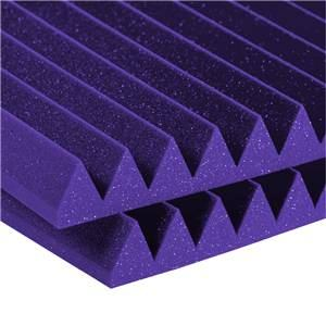 Auralex Wedge 4 x 2 Feet 2'' Purple
