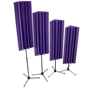 Auralex Lenrd S/M.Purple X1 Stand-Mounted