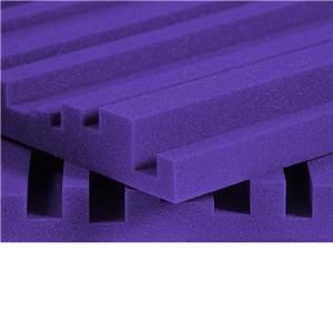 """Auralex 2"""" Studiofoam Metro 2' x 4' Purple"""
