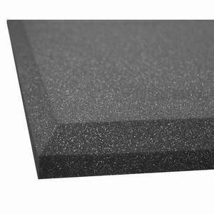 "Auralex Studiofoam Pro 1.5"" x 2' x 4' Charcoal Grey Panel"