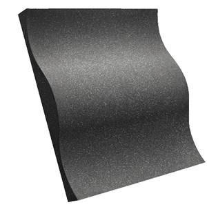 Auralex Studiofoam Wave Charcoal Panels (8 Pack)