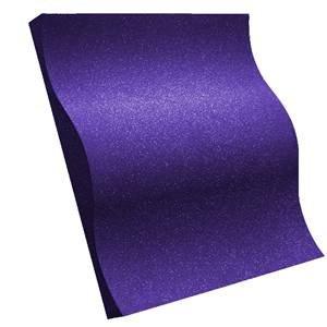 Auralex Studiofoam Wave Purple Panels (8 Pack)