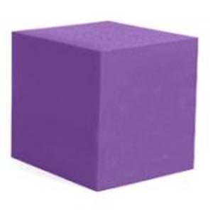 "Auralex 12"" Cornerfill Cube Purple"