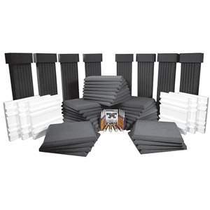 Auralex Sonoflat  SFS-184 Charcoal System