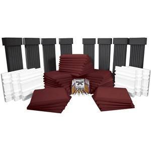 Auralex Sonoflat SFS-184 Burgundy System