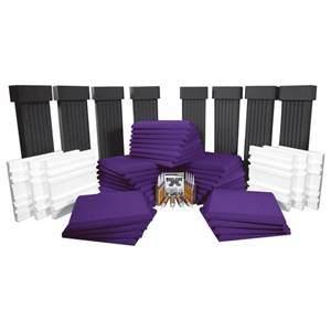 Auralex Sonoflat  SFS-184 Purple System