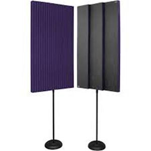 "Auralex Promax Panelsx2 Purple 2'x4'x3"""
