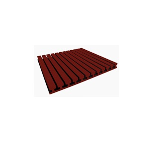 Auralex Studiofoam-T 2x4 Burgundy Panel single