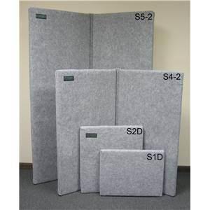 Clearsonic Sorber S4-2 1220mm Light Grey Panel