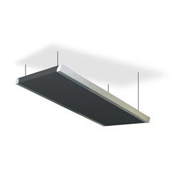 Primacoustic Stratus Ceiling Cloud Panel Black