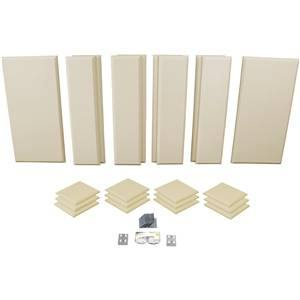 Primacoustic London 12 Beige Room Kit