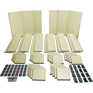 Primacoustic London 16 Beige Acoustic Room Kit