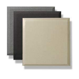 Primacoustic Scatter Block Beveled 12 x 12 x 1'' Black