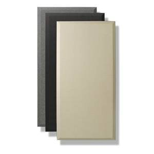 "Primacoustic Broadband Panel Beveled 24 x 48 x 1"" Black"