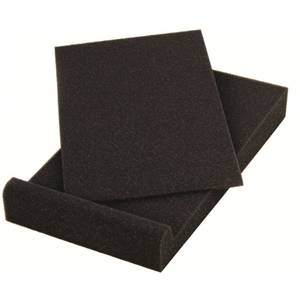 Studiospares Monitor Isolation Pads 5'' - Pair