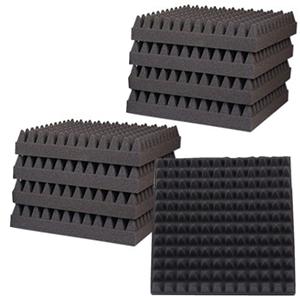 Acoustitile 55 Pro 9 Tile Absorption Kit Foam 75mm