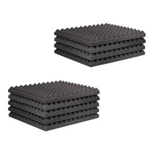 Acousticheck 30  Absorption Kit 9 Tiles Foam 50mm