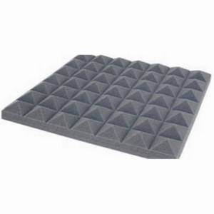 Acoustic Pyramid 30 Absorption Foam Tile 75mm