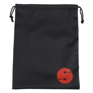 Studiospares Leatherette Headphone Pouch Bag
