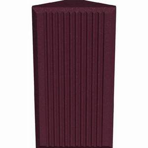 Universal Acoustics Jupiter Bass Trap 600mm Burgundy