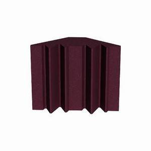 Universal Acoustics Mercury Bass Trap 300mm Burgundy