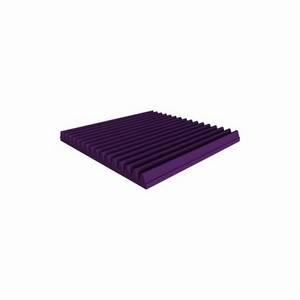 Universal Acoustics Mercury Wedge 600mm Sq. x 50mm Purple