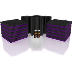 UA Mercury 3 Purple/Charcoal Room Kit