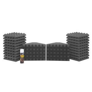 Universal Acoustics Saturn 1 Charcoal Room Kit