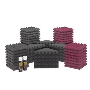 Universal Acoustics Saturn 2 Burgundy/Charcoal Room Kit