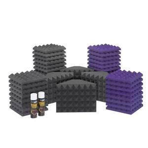 Universal Acoustics Saturn 2 Purple/Charcoal Room Kit