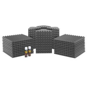 Universal Acoustics Saturn 3 Charcoal Room Kit